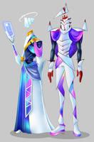 .: Two shiny fellows :.