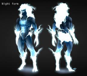 .: Nightmare - Night form :.