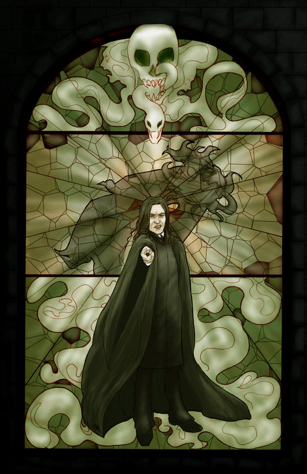 Snape kills by ThanataPhaemo