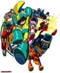 Captain N's Rockman 2 by Gauntlet101010