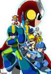 Megaman Xover