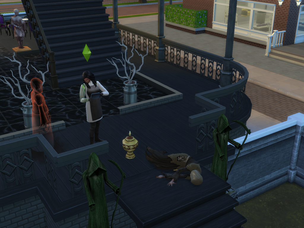 Sims 4 New Reaper screen 1 by Gauntlet101010