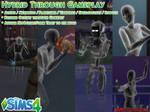 Sims4 Hybrid Through Gameplay