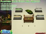 Sims4 Plantsim Trait Edits and Objects