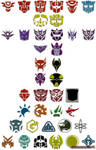Transformers: All Factions