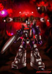 Toy Unicron and Galvatron - 2