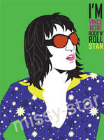 Vince Noir - The Mighty Boosh by missy-star