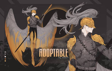 [CLOSED] ADOPTABLE 12