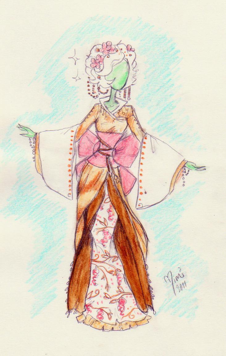 Dream Kimono by SparklinMii