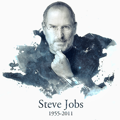 Tribute Steve Jobs by Flink-Design