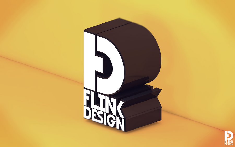 Logo Design Png Flink Logo 3d by Flink Design