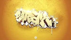 Steak Graffiti