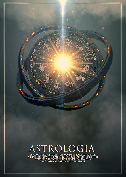 ASTROLOGY - THE ZODIAC by Flink-Design