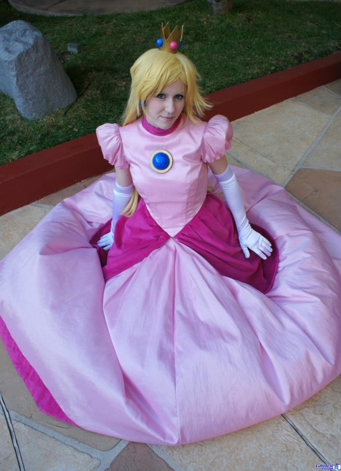 Princess Peachu0026#39;s Poofy Skirt By O-Friend-o On DeviantArt