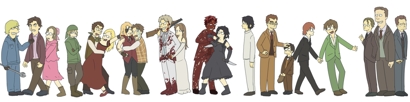 baccano_groening_style_by_yazuri-d474qti.png