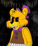 Fredbear in Tony Crynight style