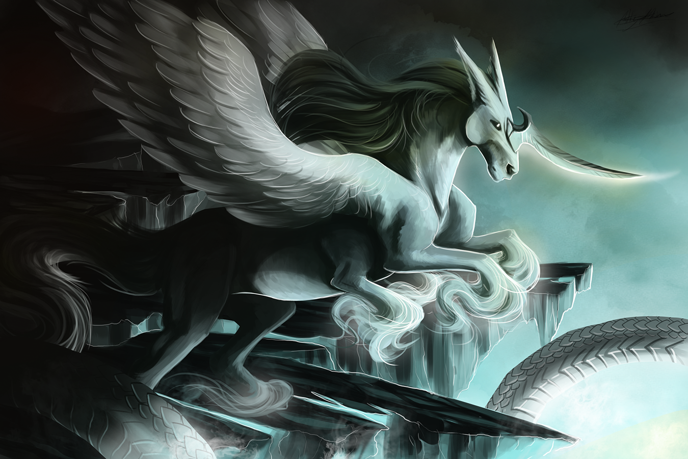 Of Myth or Legend by RestrictedShadow