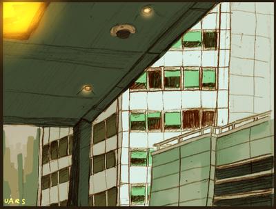 city building by uarz