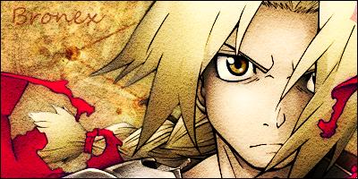 Fullmetal Alchemist Signature by 0nLin3Devian