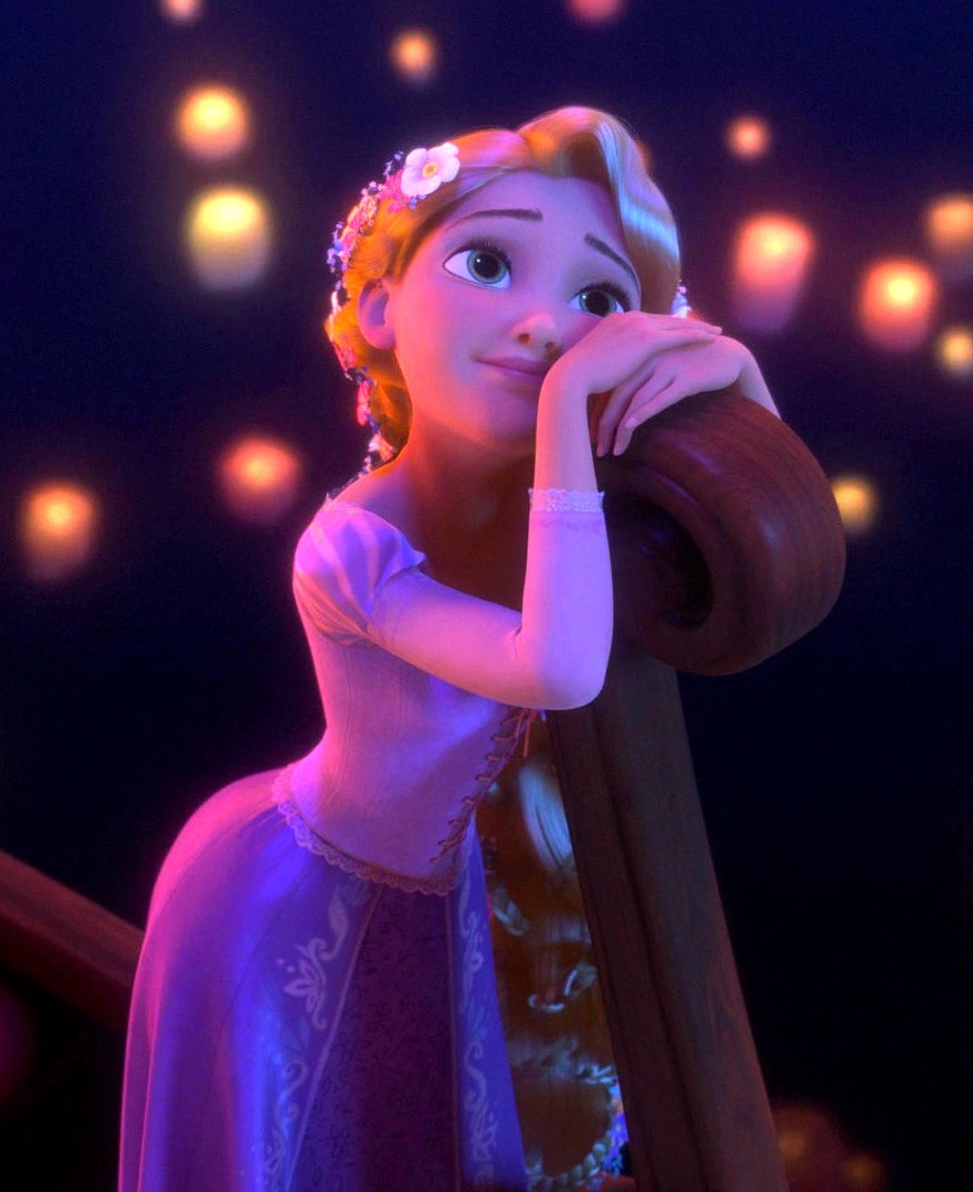 And At Last I See The Light Tangled Edit By Harypotter37 On