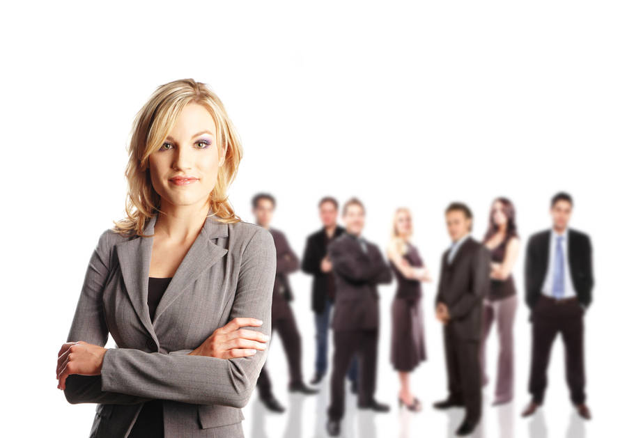 stock business people group by Stiegssen