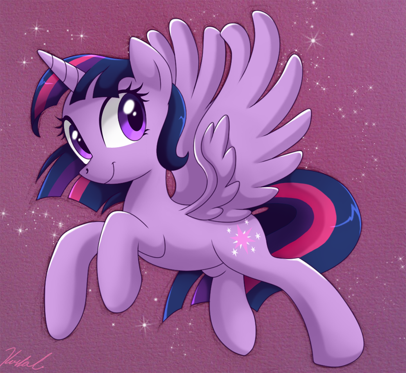 let's fly to the castle by Sanraia