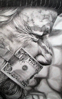 When money takes the voice