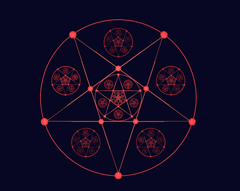 f0010 - Pentacle. by julofi