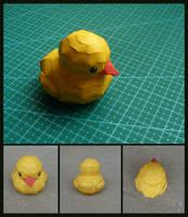 P0030 Yellow Duck by julofi