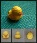 P0030 Yellow Duck