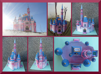 P0059 Cinderella's Castle by julofi