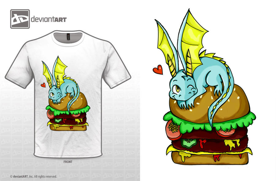 Burger Love by emokittyt20
