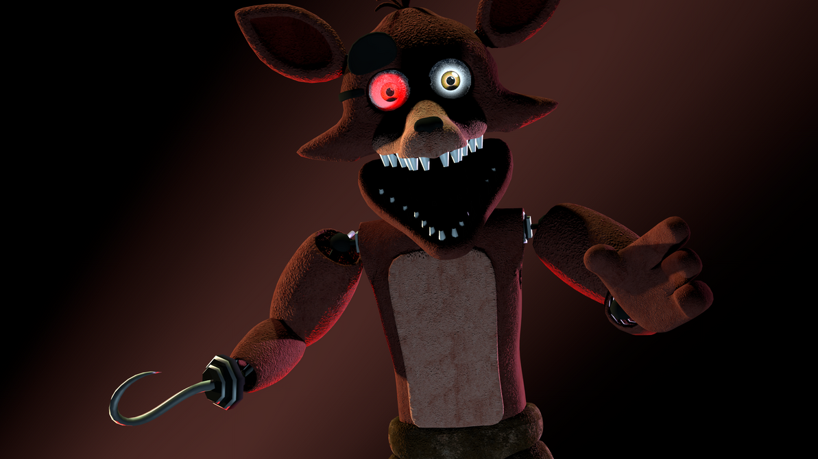 Unwithered Foxy By Bonniearttv Deviantart – Quotes of the Day