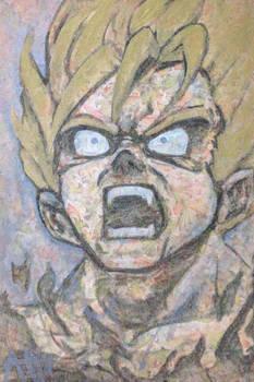Goku Card