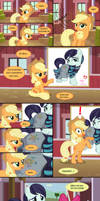 Applejack's Secret