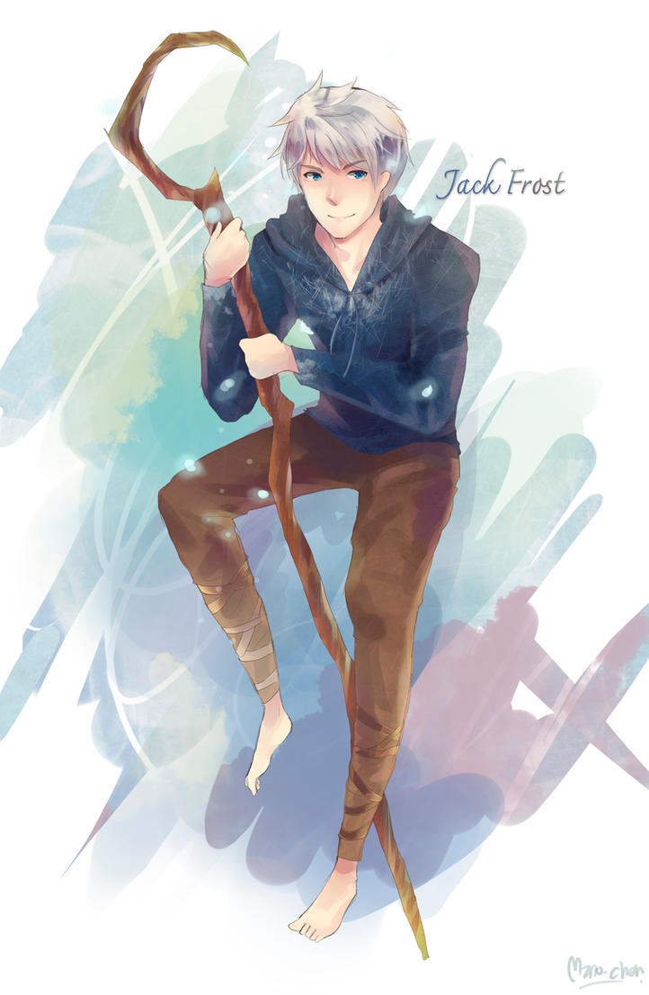Jack Frost by Mano-chan