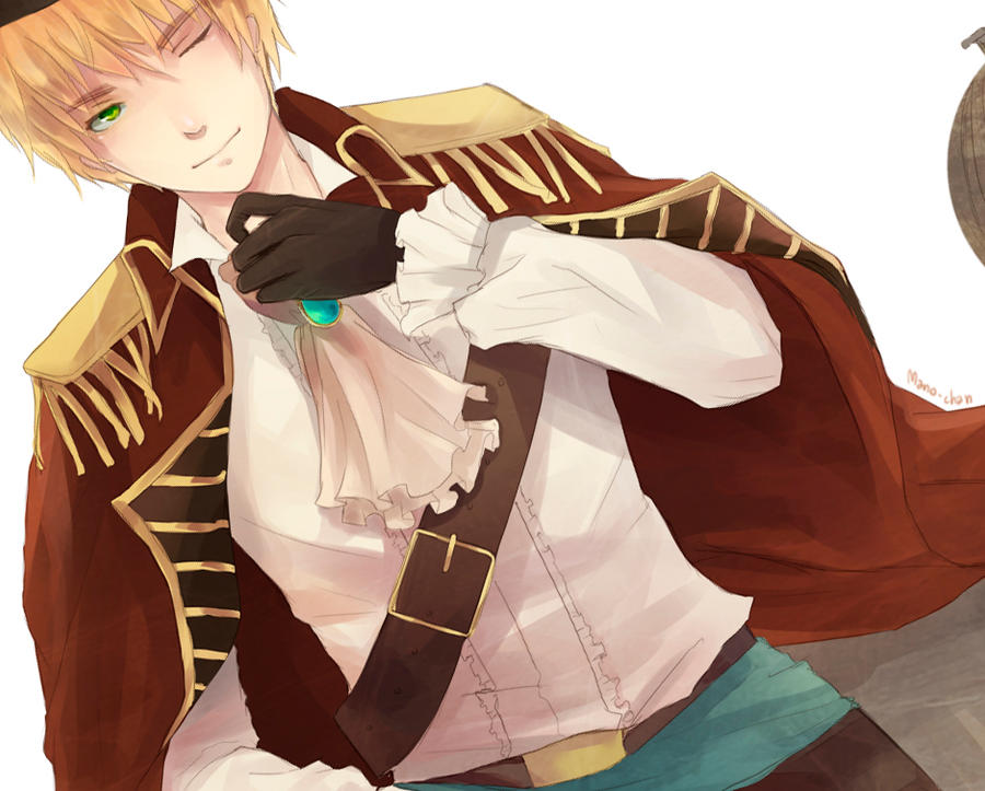 APH Pirate by Mano-chan