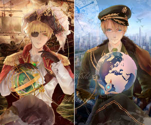 APH The World Is Mine by Mano-chan