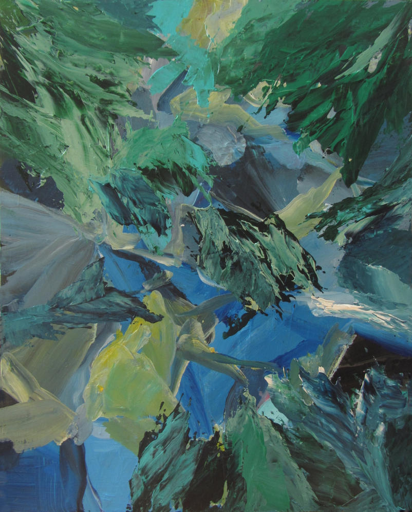 green ressorts by LittleMine