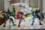 Bionicle MOC: Toa Ryda