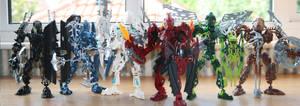 Bionicle MOCs: The Titans 2