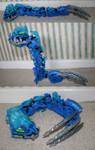 Bionicle MOC: Seasnake