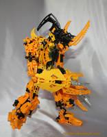 Bionicle MOC: Dratorian Legend by Rahiden