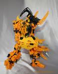 Bionicle MOC: Dratorian Legend
