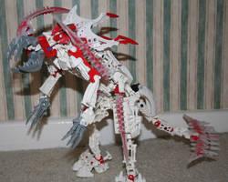 Bionicle MOC: Krika Dragon by Rahiden