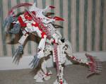 Bionicle MOC: Krika Dragon