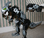 Bionicle MOC: Skirmix Rex 1