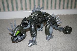 Bionicle MOC: Rhino by Rahiden