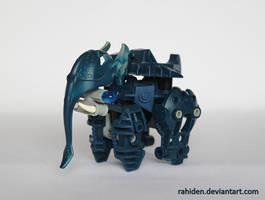 Bionicle MOC: Elephant by Rahiden