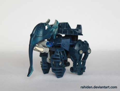 Bionicle MOC: Elephant